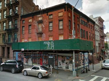 Para Mac Holding of Brooklyn bought 43 MacDougal St. in Greenwich Village for $449,000 on Sept. 2, 2011, according to city Department of Finance records.