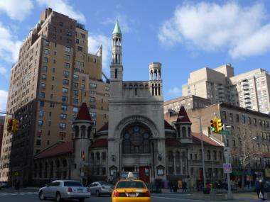 The pastor of First Baptist Church at West 79th Street and Broadway doesn't want the building to be included in a new historic district.