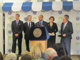 Mayor Bloomberg Kicks Off Countdown to Small Business Saturday