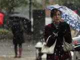 Record Snowfall Slams Manhattan in Freak October Storm
