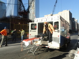 Construction Worker Hurt in World Trade Center Fall