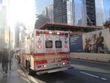 Construction Worker Injured at World Trade Center Site