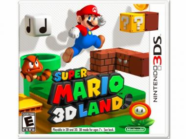 Nintendo is planning its installation to promote Super Mario 3D.