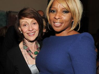 Mary J. Blige will be in the 2011 Macy's Thanksgiving Day Parade.