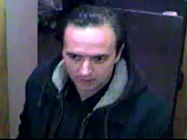 Police are searching for a man suspected fo trying to rape a woman in her East Village apartment early Sun., Nov. 13, 2011.