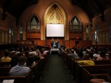 Churches Open Doors to Occupy Wall Street Protesters