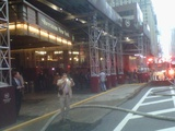 Fire Empties Three Floors of Midtown's Sheraton Hotel
