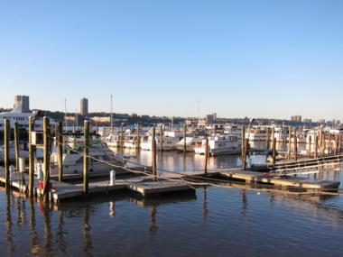 The department is investing $2.5 million in the new dock, but said that won't include solar lighting.