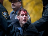 Bloody Face of Occupy Wall Street Arrested as Fugitive, Ordered Released
