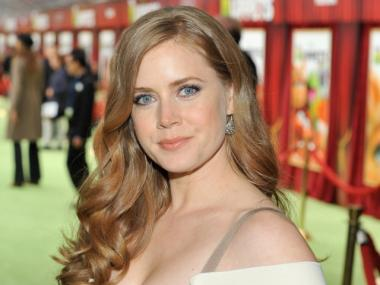 Actress Amy Adams will play the Baker's Wife in