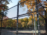 Tennis Lovers Deadlocked Over Inwood Hill Park Courts Reconstruction