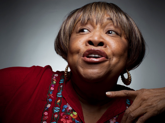 Mavis Staples headlines the WFUV Annual Holiday Cheer benefit concert at the Beacon Theatre Monday night.