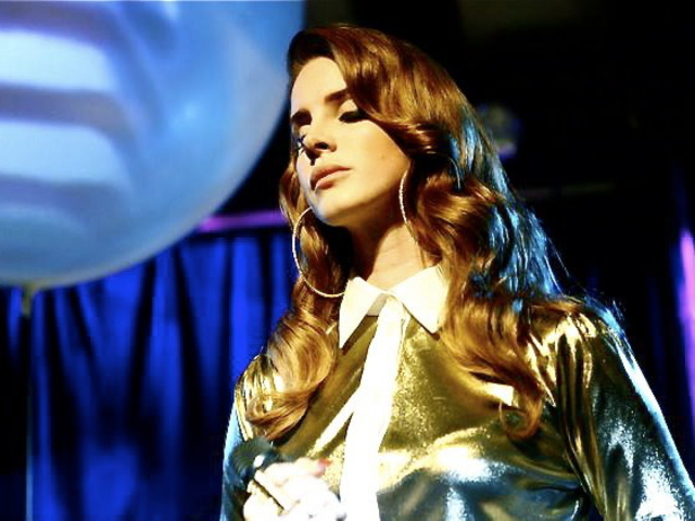 Lana Del Rey plays The Bowery Ballroom on Monday night.