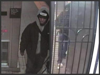 These are the men wanted for burglarizing five apartments in the Village in October 2011.  These surveillance pictures were taken during an alleged break-in on Greenwich Avenue on Oct. 28.