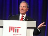 Bloomberg Says He Has 'Own Army' in NYPD, Slams Teachers
