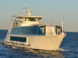 Rent a yacht nj for Big mohawk fishing boat