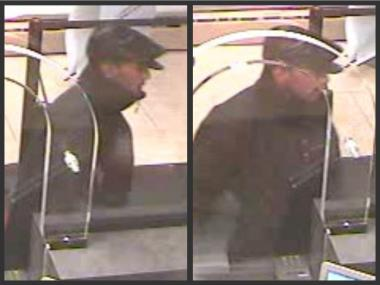 This man is wanted for robbing a Chase Bank at 2438 Broadway on Nov. 17, 2011, police said.