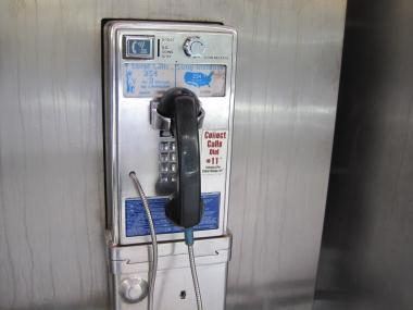 What will the city's payphone of the future look like?