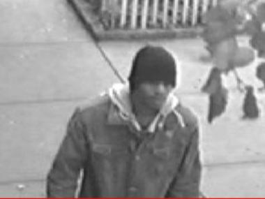 This is one of the men wanted in a home invasion robbery on the Upper East Side on Nov. 15, 2011.