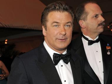 Alec Baldwin at the Governors Ball following the 82nd Academy Awards Sunday,  March 7, 2010, in Los Angeles.