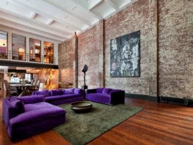A townhouse on Lafayette Street in SoHo is renting for $100,000 per month, making it Manhattan's most expensive.