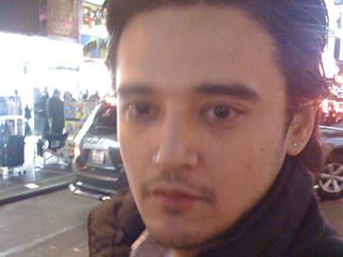 Police are looking for this man in connection with a sexual assault in Times Square on Dec. 2, 2011.
