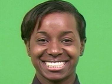 Officer Shelby Bartlett-Jones arrested a man after he allegedly tried to rob a TD Bank on West 26th Street on Dec. 6, 2011.