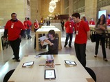 Sneak Peek Inside the Apple Store at Grand Central