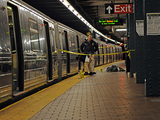 Groping Suspect Shot in Subway Tried to 'Body Slam' Cop onto Tracks