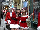SantaCon Revelers Say Ho, Ho, Hic! Ho to Manhattan