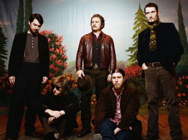 Louisville, Kentucky country-tinged rockers My Morning Jacket play an outdoor show at Wiliamsburg Park on Sunday.