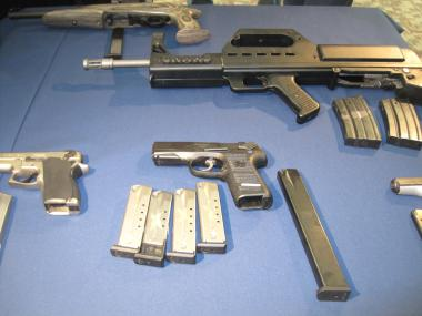 The NYPD will pay $200 for every handgun, shotgun or rifle turned in on Aug. 18.