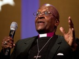 Desmond Tutu Backs Occupy Wall Street Push for Duarte Square
