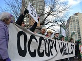 Three OWS Activists Arrested After Blocking Brooklyn Bridge Exit