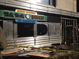 Fire Breaks Out at Tick Tock Diner on 34th Street