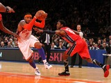 Knicks Beat Nets at Madison Square Garden in Preseason Match Up