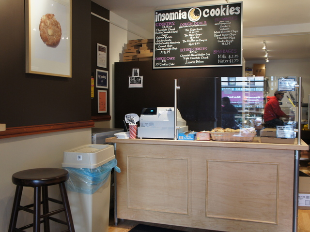 Insomnia Cookies opened a new location on Second Avenue and East 86th Street.