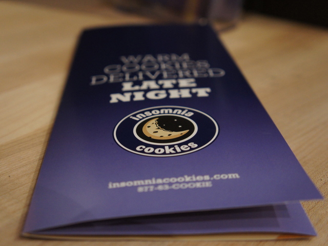Late-night favorite Insomnia Cookies celebrates the holidays with a new location on Second Avenue on the Upper East Side.