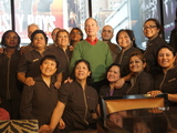 Bloomberg Thanks Hotel Staff for Taking Care of Tourists on Christmas