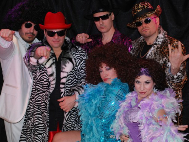 Start the year by blowing away the cobwebs (or by picking up where you left off) with a disco brunch starring Disco Unlimited's classic '70s live disco show at the High Line Ballroom on Sunday - New Year's Day.