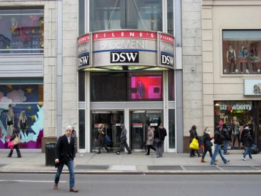 DSW has a location on East 14th Street in Union Square. On Thursday, March 8, 2012, the chain opened a spot on West 34th Street, and another location is planned for the Upper West Side in the next few months.