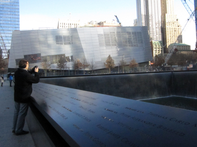 The 9/11 Memorial has seen more than 1 million visitors since Sept. 11, 2011.