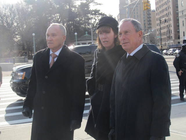 """Our focus has paid off in a big way,"" Mayor Michael Bloomberg said of the stats."