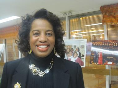 A. Ellen Parris took over as principal of Choir Academy of Harlem when the school was in the midst of turbulence. She has now left the school.