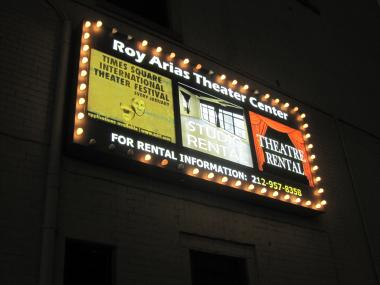 The Roy Arias Theater center lost out on two plays that couldn't get visas to enter the country before next week's Times Square International Theater Festival.