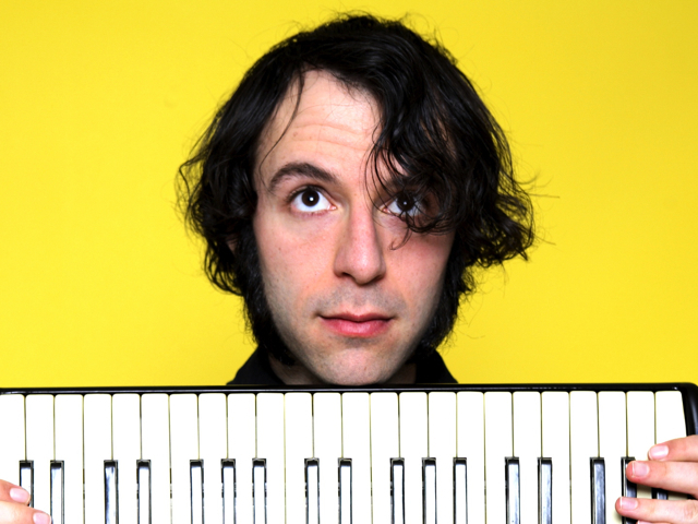 Classically trained electronicist Daedelus fuses mellow harmonies with dark bass hits, jazz instrumentals, sped up vocals, and electronic glitches. At Drom 85 Avenue A (b/w 5th & 6th) in New York, Sunday night.