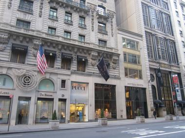 Fifth Avenue asking rents for retail spaces could near a record in 2012, a Cushman & Wakefield expert predicts.
