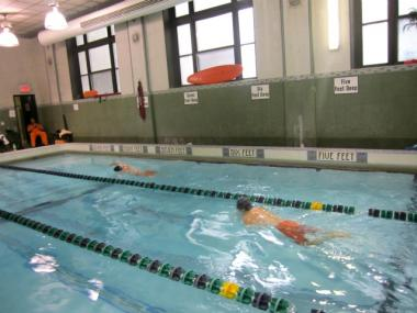 The public recreation center in the West Village is scheduled to reopen post-Sandy on Dec. 21, 2012.