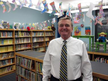 James Hayes, 64, has been the principal of The Epiphany School for the past 32 years.