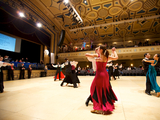Ballroom Fever Heats Up Midtown at the Manhattan Amateur Class 2012